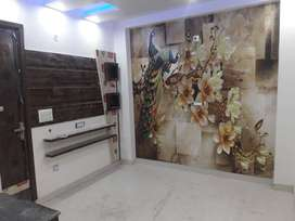 3bhk in ram chander enclave with lift and parking metro distanc 1.5 km