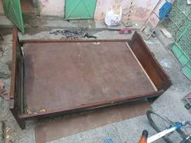 One Single bed in good condition