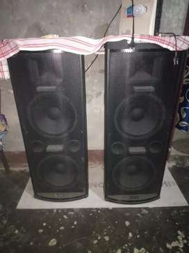 Clarion  sound box