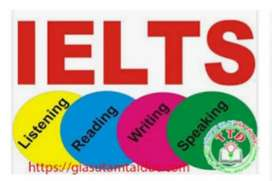Take tution of spoken English and ielts by female  teachers.