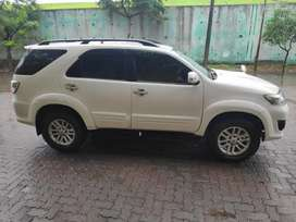 Toyota fortuner automatically