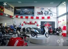 Urgent requirement. YAMAHA_MOTORS.