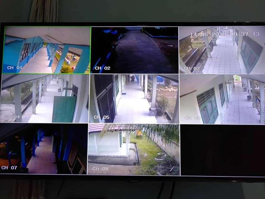 HKM CCTV Recorder XVR 518F-RL 5 In 1 Series 8 Channel Original Resmi