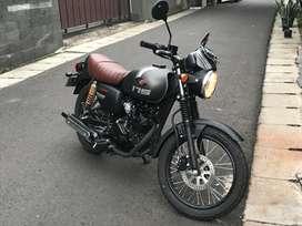 Kawasaki W175 Cafe