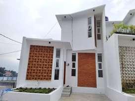 Eksklusif rumah 2 lantai di Citeureup kota Cimahi, KPR Bank Syariah