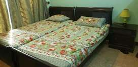 Twin single bed for sale mattress included