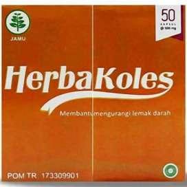 Daramang Herbakoles 50 Kapsul