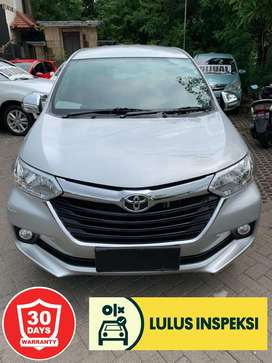 [Lulus Inspeksi] Toyota Avanza G Manual 2016