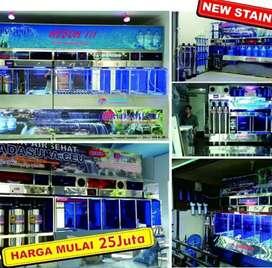 Spesialist pemasangan depot air minum dari Damisiu