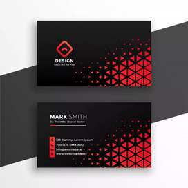 Business Card Service Available