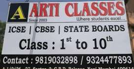 Required faculty for maths
