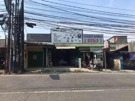 Dijual kios di pinggir jalan cinere raya
