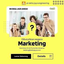 Ini Bisa Jadi Anda! Marketing Panel Listrik Delta Jaya Engineering