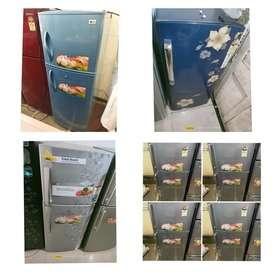 5 years warranty√ Double door fridge available- starting price:- 8500