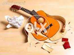 Guitar Repairing Technician (broken guitar) and semi devices available