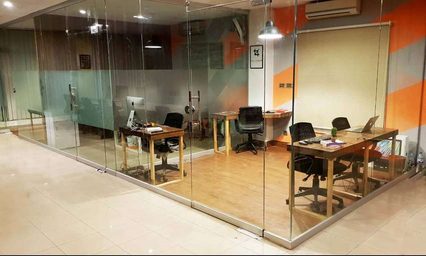 Shared office workspace & co-working space in Lahore, Pakistan 0