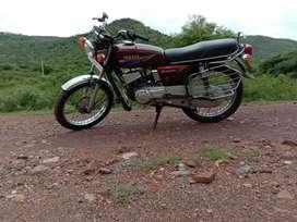 Yamaha Rx 135 5 speed