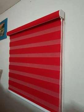 Rainbow blinds gorden rumah kantor modern