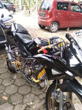 Kawasaki Ninja Full Modifikasi
