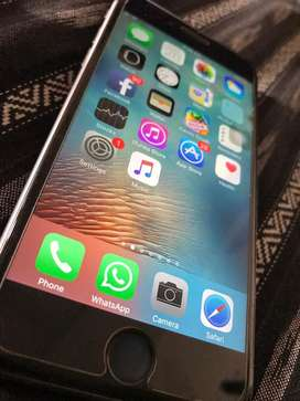 Iphone 6s-64GB Excelent condition