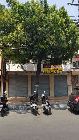 Ruko Tengah Kota Siap Tempati Di Jl. Gajahmada, Semarang