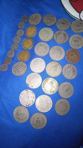 Dijual uang koin kuno