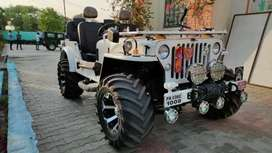 Jeeps Modified Gypsy Thar Willy's Hunter