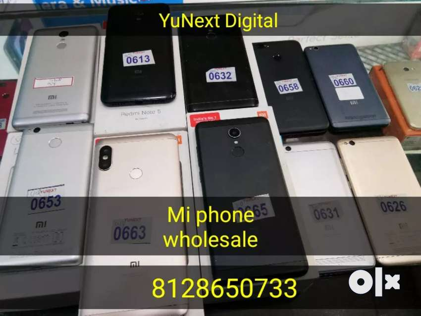 Mi phones wholesale quantity 0
