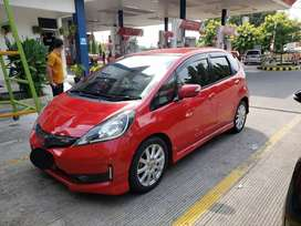 Jazz rs 1.5 at 2013 good condition