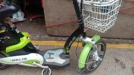Motor sepeda listrik selis