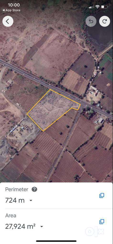 OUR NA/TP SANCTIONED LAND IS AVAILABLE FOR SALE.