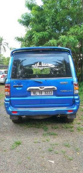 Mahindra Scorpio S8, 2003, Diesel