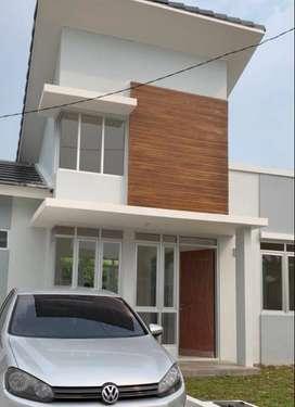 Rumah Murah dekat Jakarta Citra Maja Raya Oper Kredit