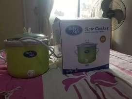 Slow cooker babysafe