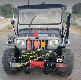 Willy stylish modified jeep