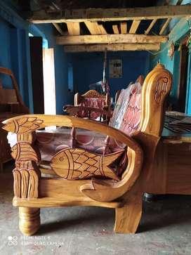 Sofa(Wood)