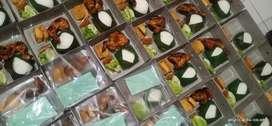 Paket Nasi Kotak Ayam bakar untuk Acara anda