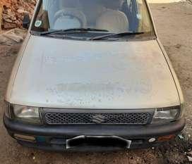Maruti Suzuki zen (zero maintenance car)