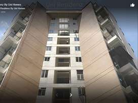 New 3bhk semi furnished Uni Residenz flat behind pvs hospital Kaloor