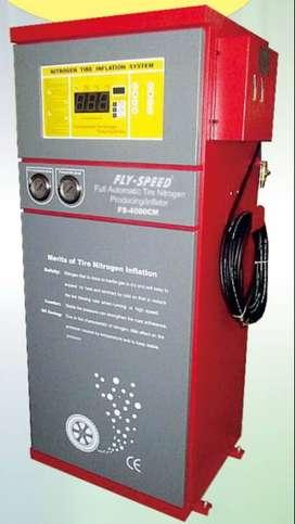 Nitrogen Generator - Mesin Pengisi Gas Nitrogen Untuk Mobil & Motor