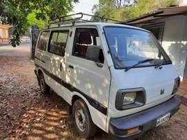 Maruti Suzuki Omni 2001 Petrol 95000 Km Driven