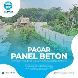 Precast Pagar Panel Beton