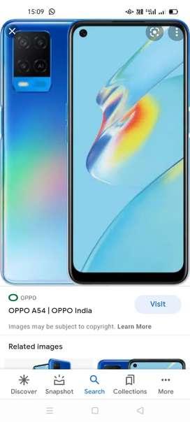 Phone of oppo