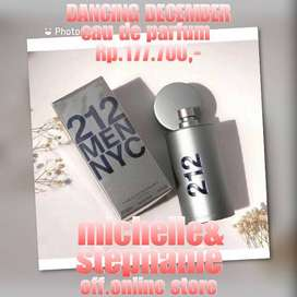 M&S EAU DE PARFUMbeautyplusjkt.id21 - 2020 212 MEN NYC ORIGINAL