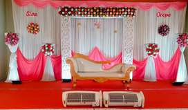 Marriage decorations coimbatore.