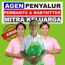 Jasa Penyalur Pembantu, Baby Sitter, Suster Lansia Jompo