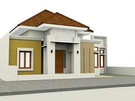 Rumah mewah siap bangun di Purwomartani kalasan