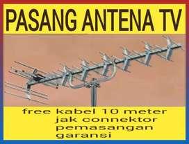 Antena TV UHF DIGITAL - Specialist Pusat Pasang