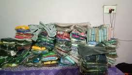 Readymade garments clothes
