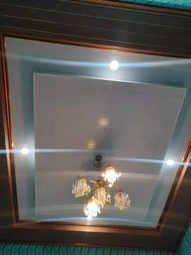 Plafon PVC Berkualitas dg harga Rp.115.000/M